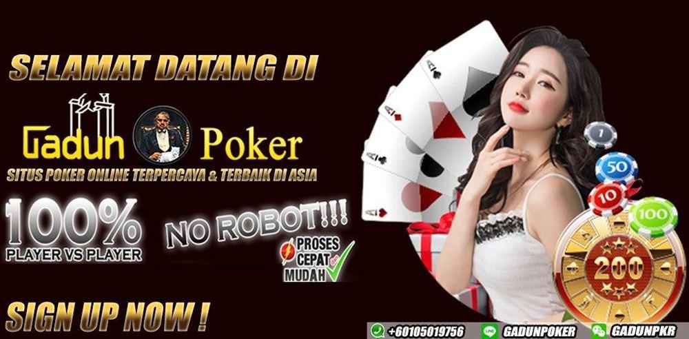 10 Situs Poker Online Terpercaya 2020